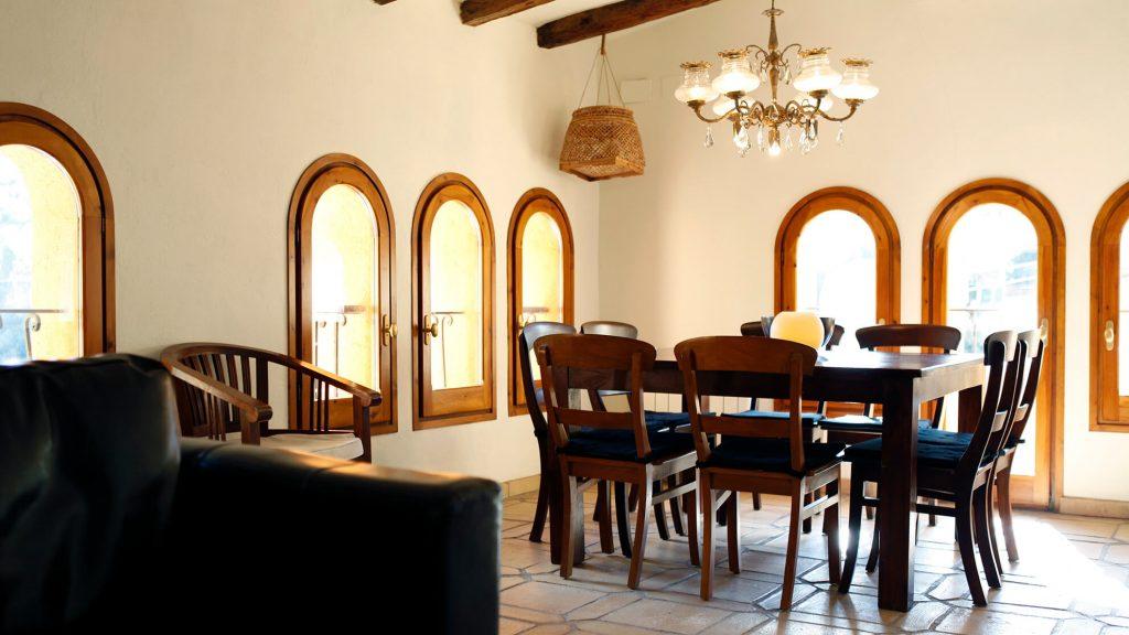 Casa Argentera Penthouse main room
