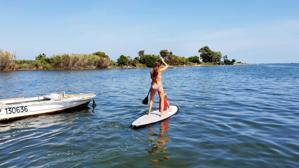 Padel surf in Delta, by the Musclarium