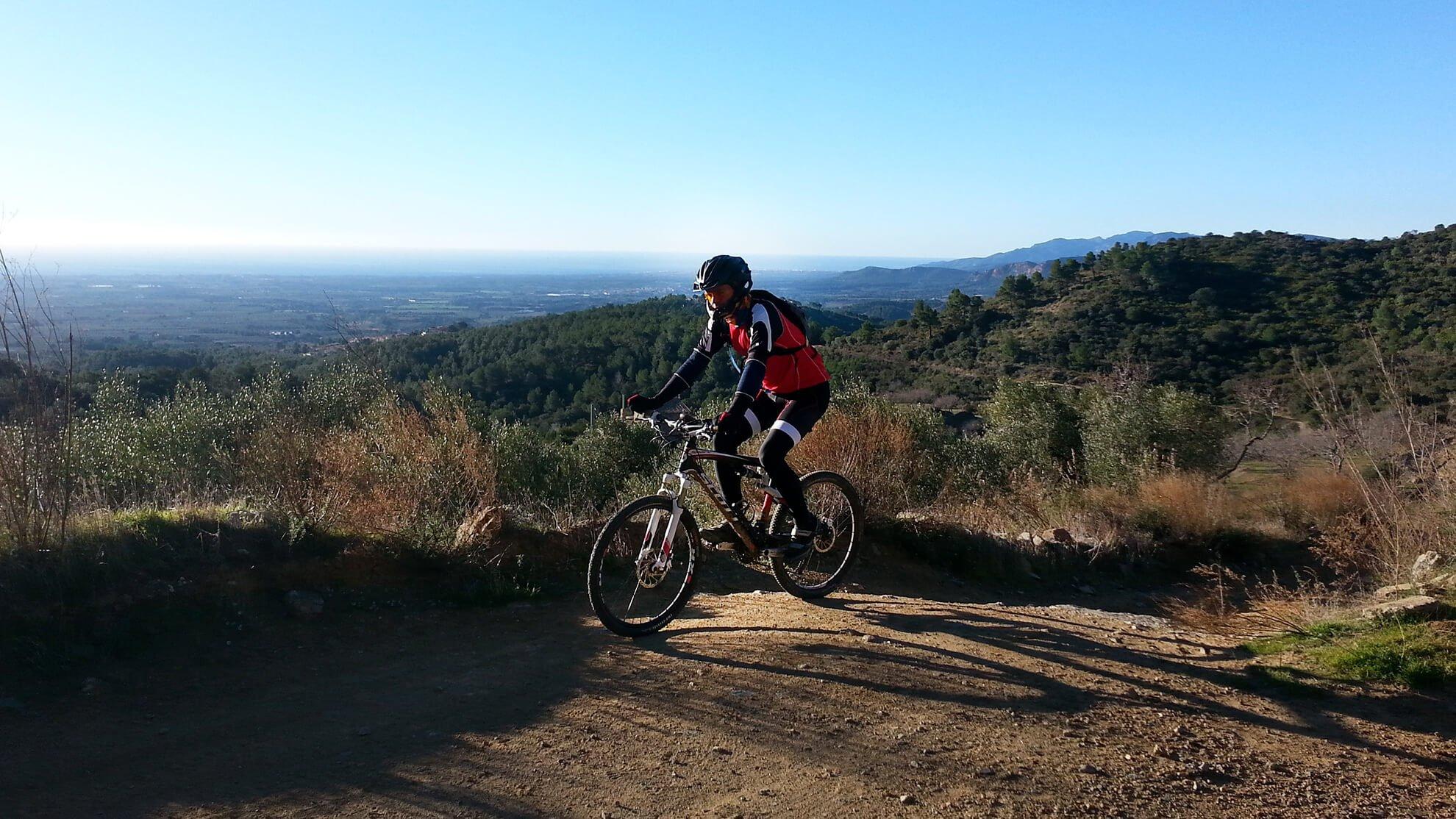 Mountainbike routes in Baix Camp, Gran Fondo Priorat